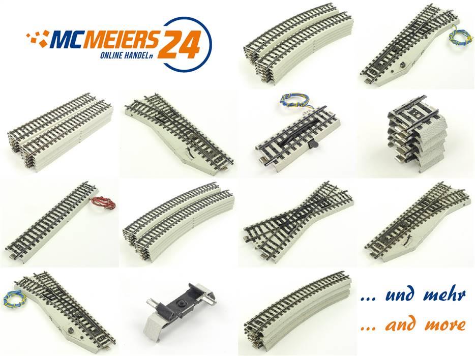 Primex H0 Gleismaterial M-Gleis | diverse Varianten | Zustand *Note 3*