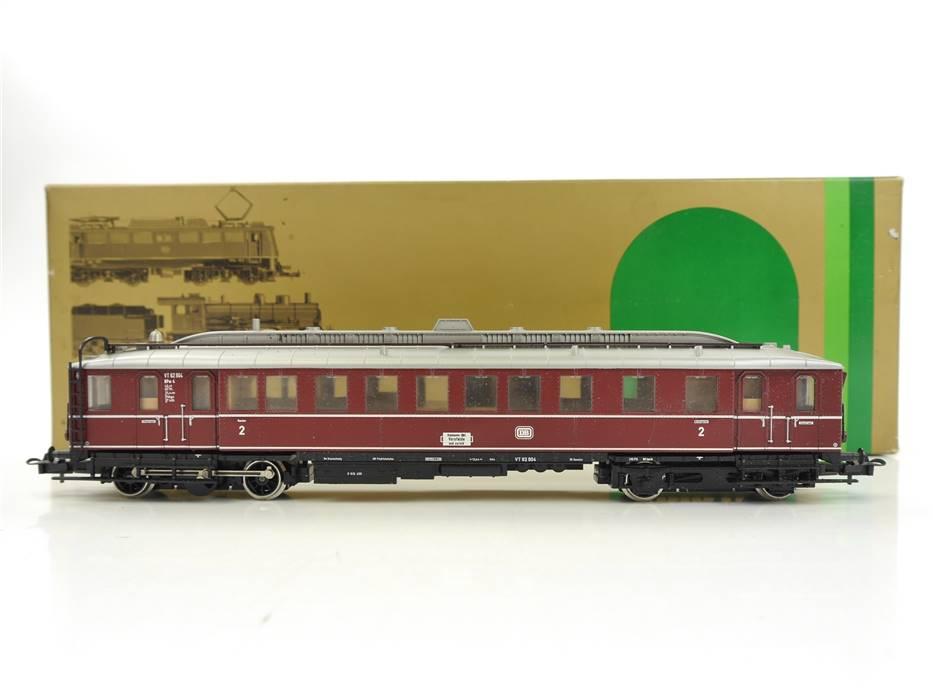 E332 Trix H0 2468 Diesel-Triebwagen BR VT 62 904 DB