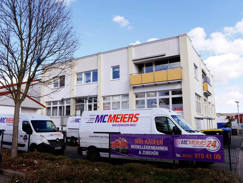 McMeiers24 Büro in Hameln