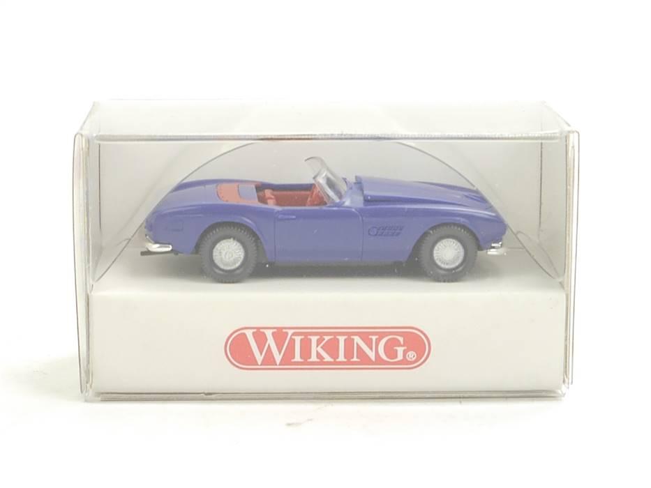 E169 Wiking H0 829 01 21 Modellauto PKW BMW 507 Cabriolet 1:87 *TOP*