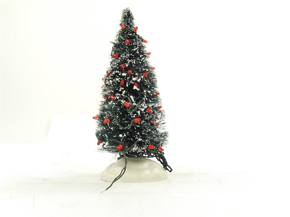 E254 NoName H0 Ausgestaltung Baum Weihnachtsbaum Tannenbaum beleuchtet *geprüft*
