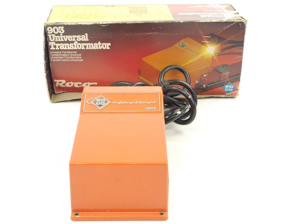 E276 Roco 0903 Trafo Transformator 220 V / 35 VA *geprüft*