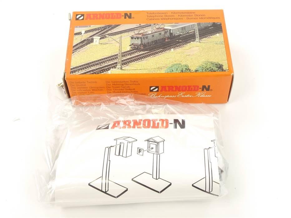 E307 Arnold N 6031 Bausatz Ausschmückung Telefonboxen *NEU*