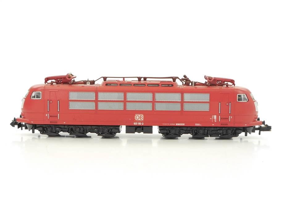 E320 Minitrix N 12933 Elektrolok E-Lok BR 103 115-2 DB