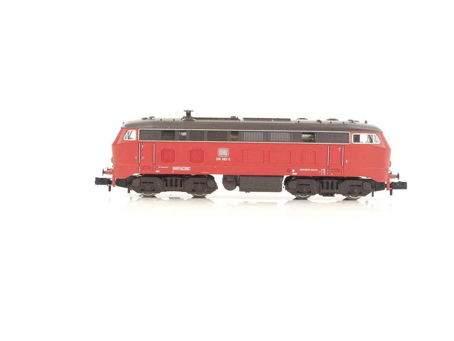 E320 Fleischmann N 7235 Diesellok BR 218 362-2 DB