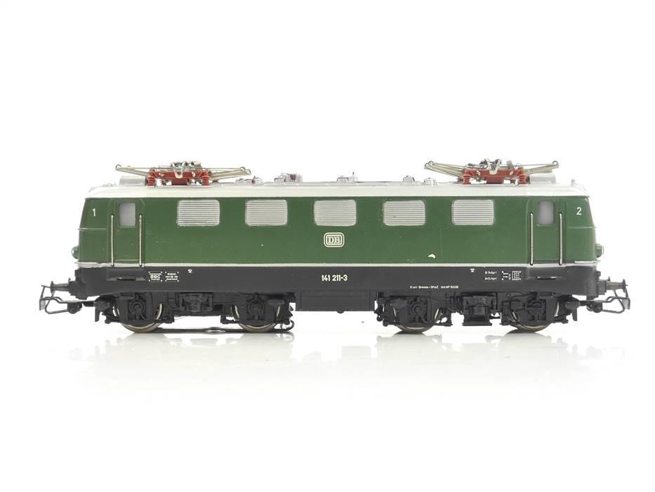 E297 Märklin H0 3037 Elektrolok E-Lok BR E 141 211-3 DB / Guss