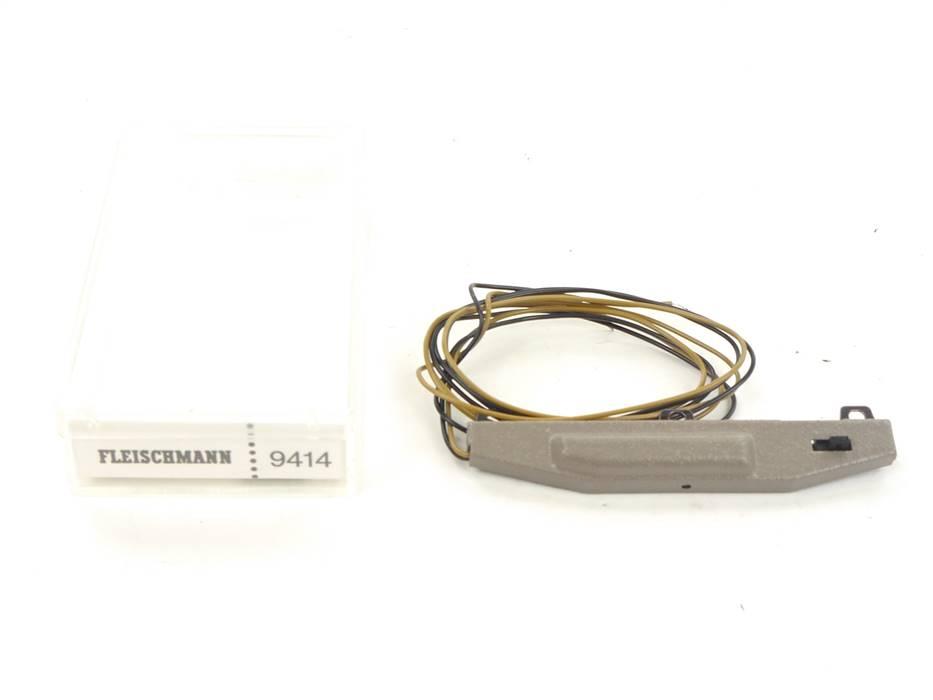 E169 Fleischmann N 9414 Gleiszubehör Antrieb für Entkupplungsgleis 9114 *TOP*