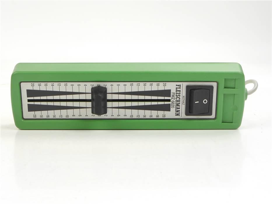 E330 Fleischmann 6820 Steuerung FMZ Fahrregler Handregler Regler