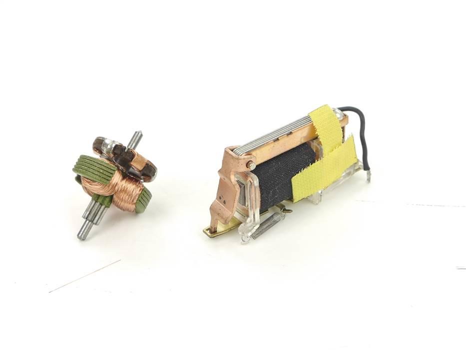E279 Märklin H0 Ersatzteile Motorteile Anker Umschalter für BR 89 006