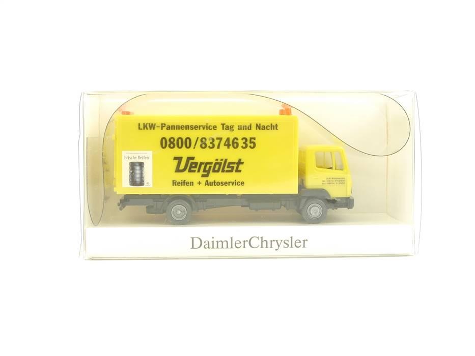 E188 Wiking H0 B 6 600 0393 Modellauto LKW Daimler Chrysler 1:87 *TOP*