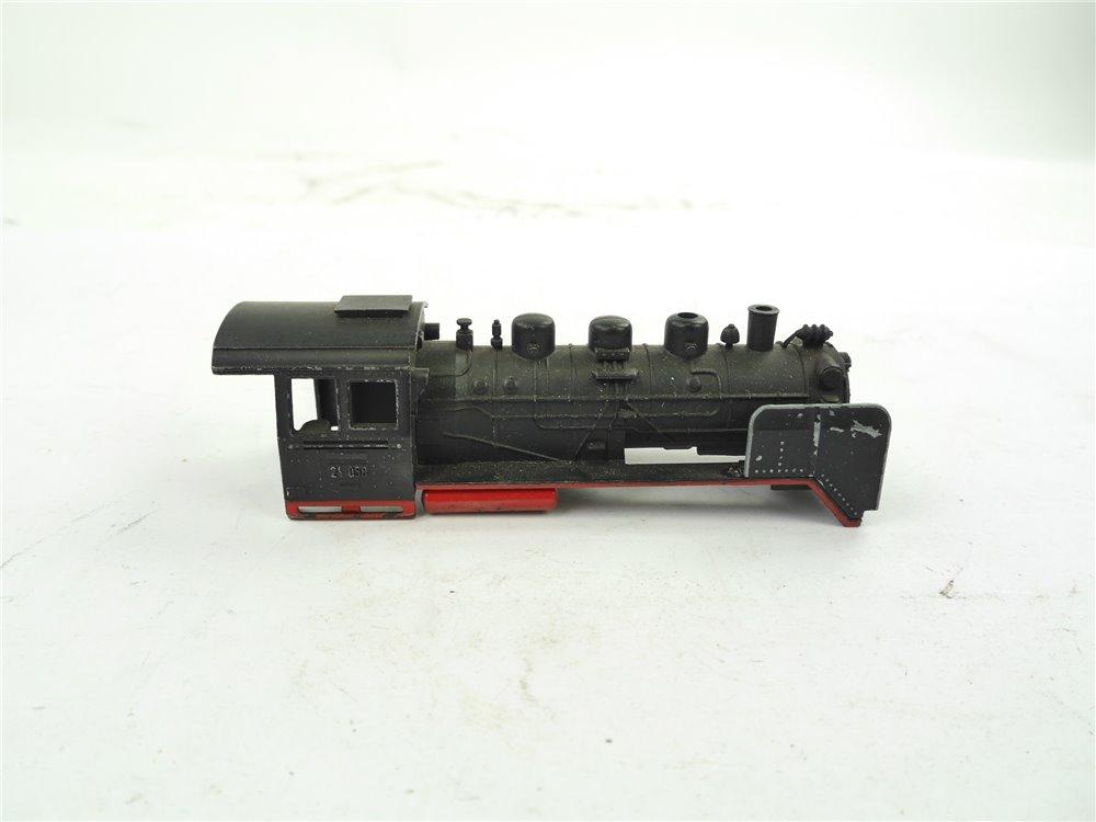 E249 Trix H0 2202 532202 32202 Ersatzteil Gehäuse Damplok BR 24 058