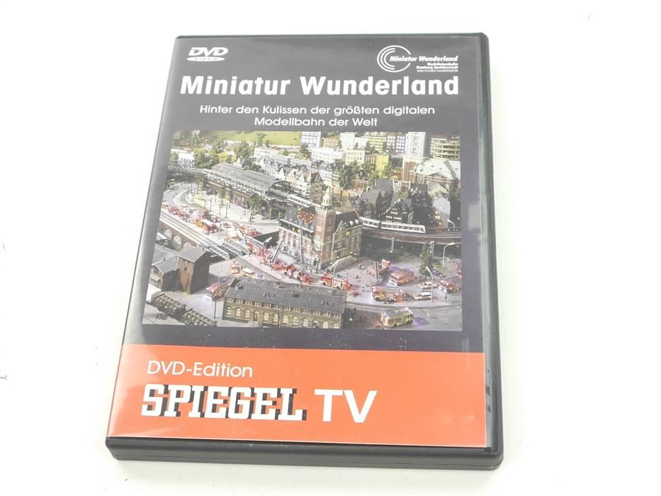E293 DVD Miniatur Wunderland Spiegel TV *TOP*