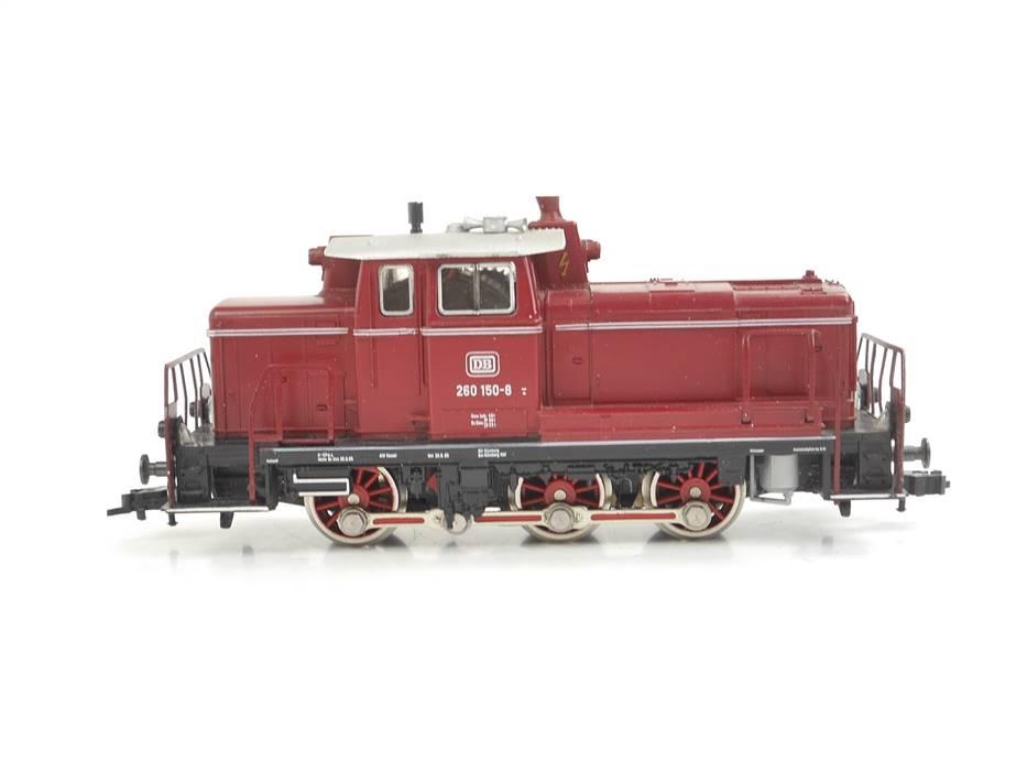 E322 Fleischmann H0 4226 Diesellok BR 260 150-8 DB / Digital