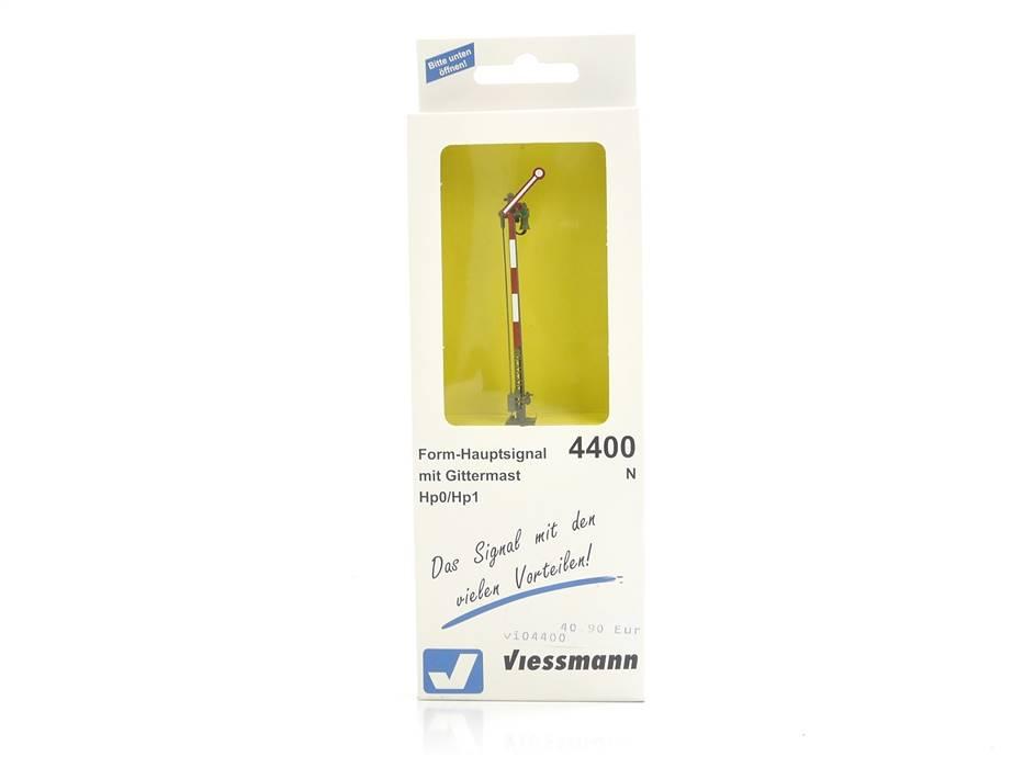 E316 Viessmann N 4400 Signal Form-Hauptsignal 1-flügelig