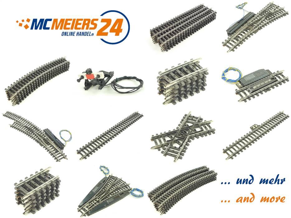 Märklin H0 Gleismaterial K-Gleis Vollprofil | diverse Varianten | *Note 2*