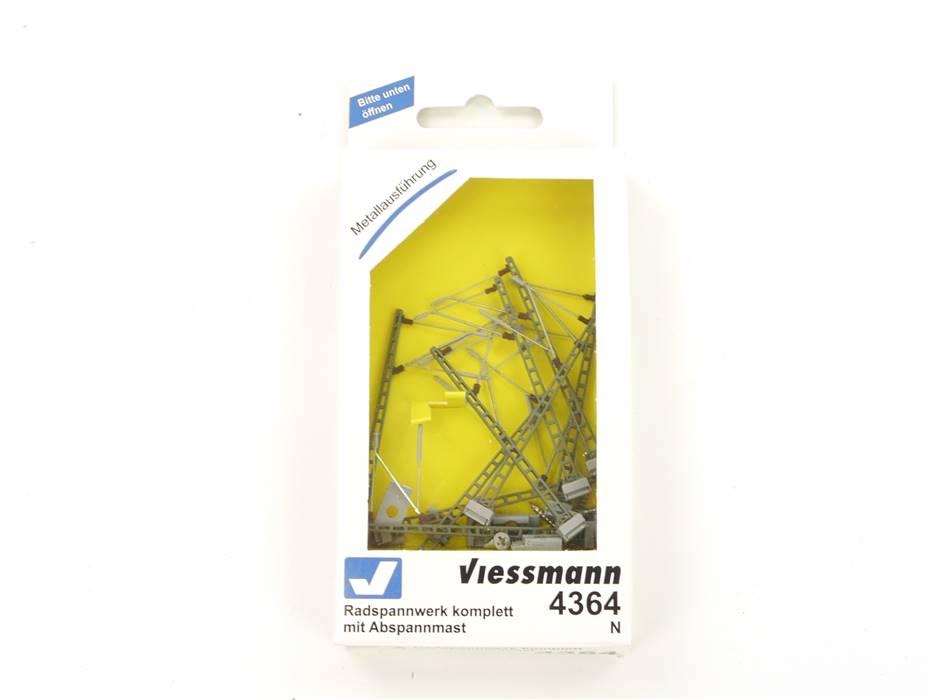 E307 Viessmann N 4309 9x Oberleitung Zubehör Streckenmast