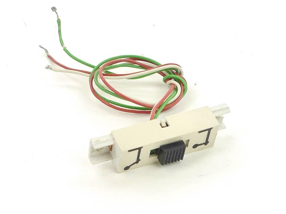 E161 Fleischmann 6907 Gleisbildstellwerk Stellpult Signalschalter *Note 3*