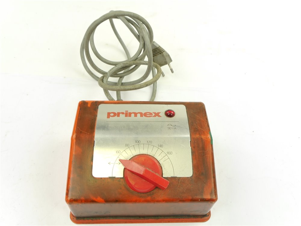 E159 Primex 6402 Trafo Transformator 220 V / 30 VA *geprüft*