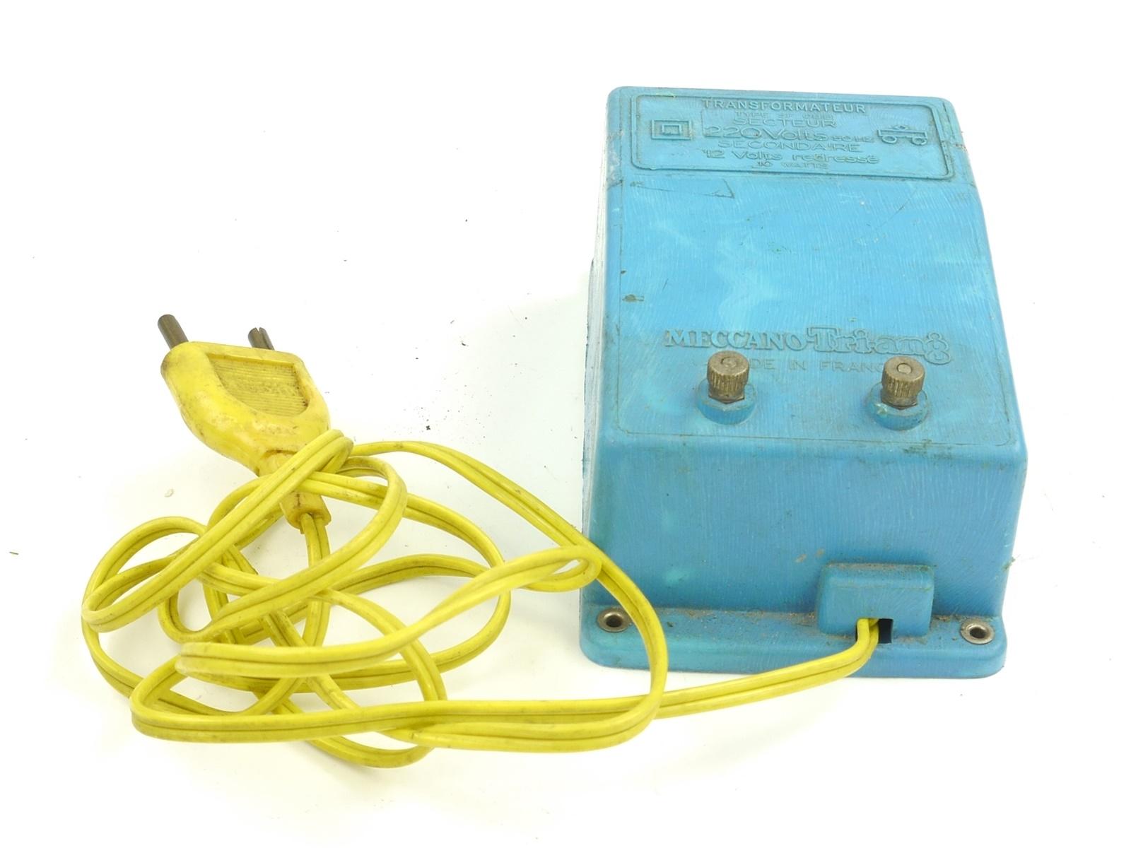 E207 Meccano Triang SF 08 B Trafo Transformator 220 V *geprüft*