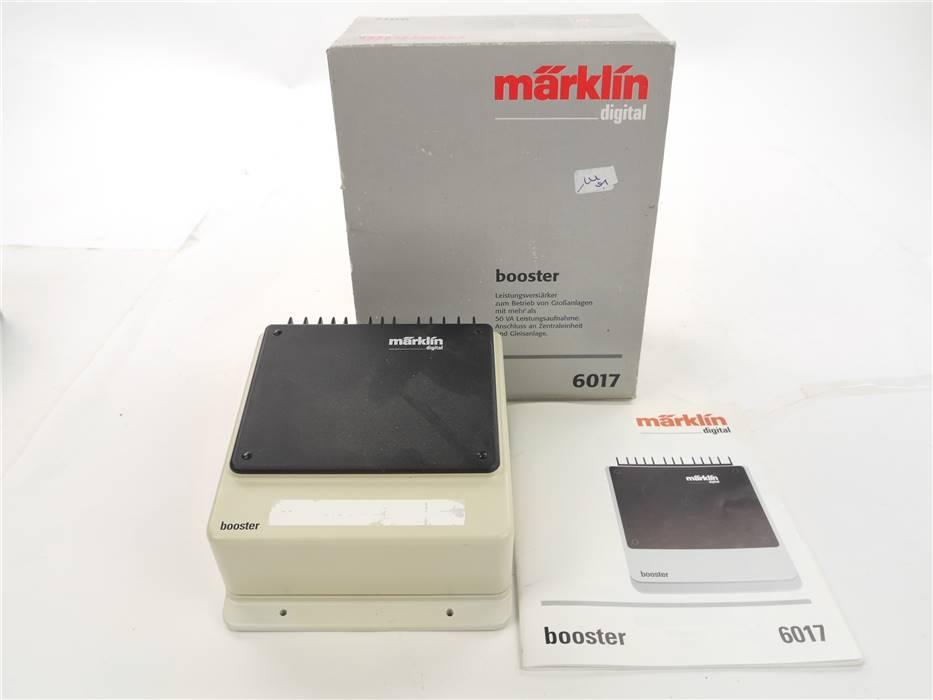 E161b Märklin 6017 Booster Leistungsverstärker 50 VA