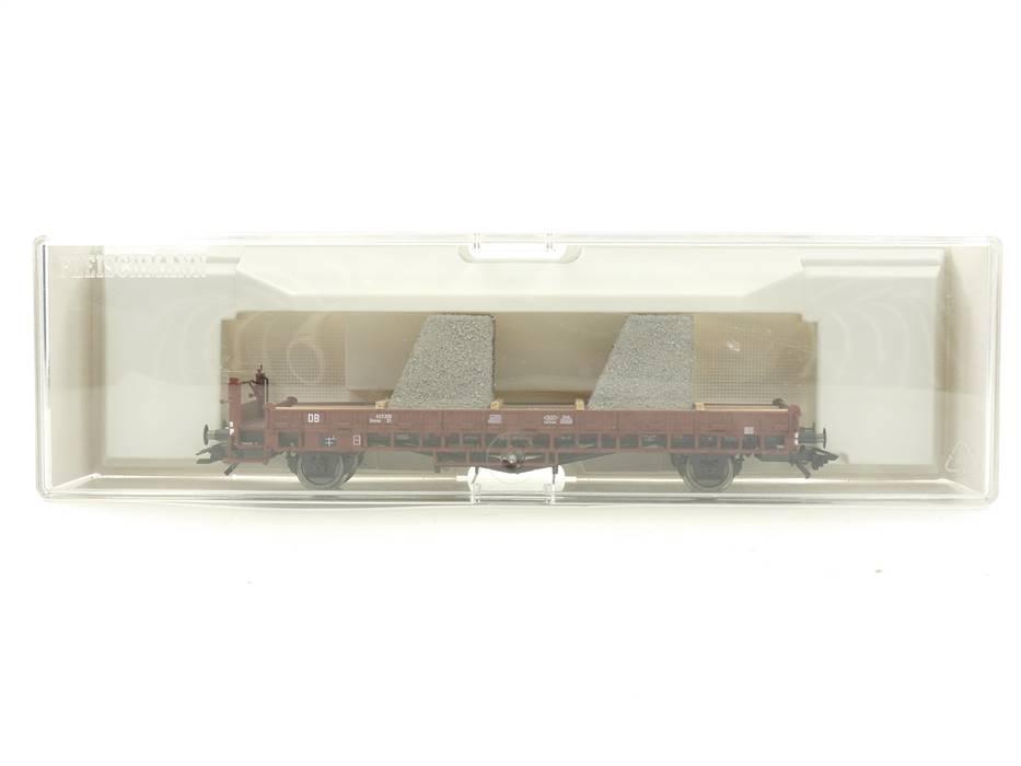E332 Fleischmann H0 81 5257 K offener Güterwagen mit Ladung 423 328 DB *TOP*