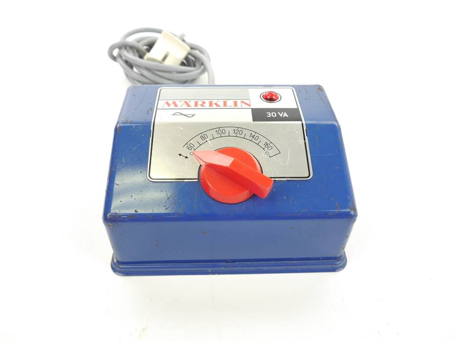 E298 Märklin 6117 Trafo Transformator 220 V / 30 VA *geprüft*