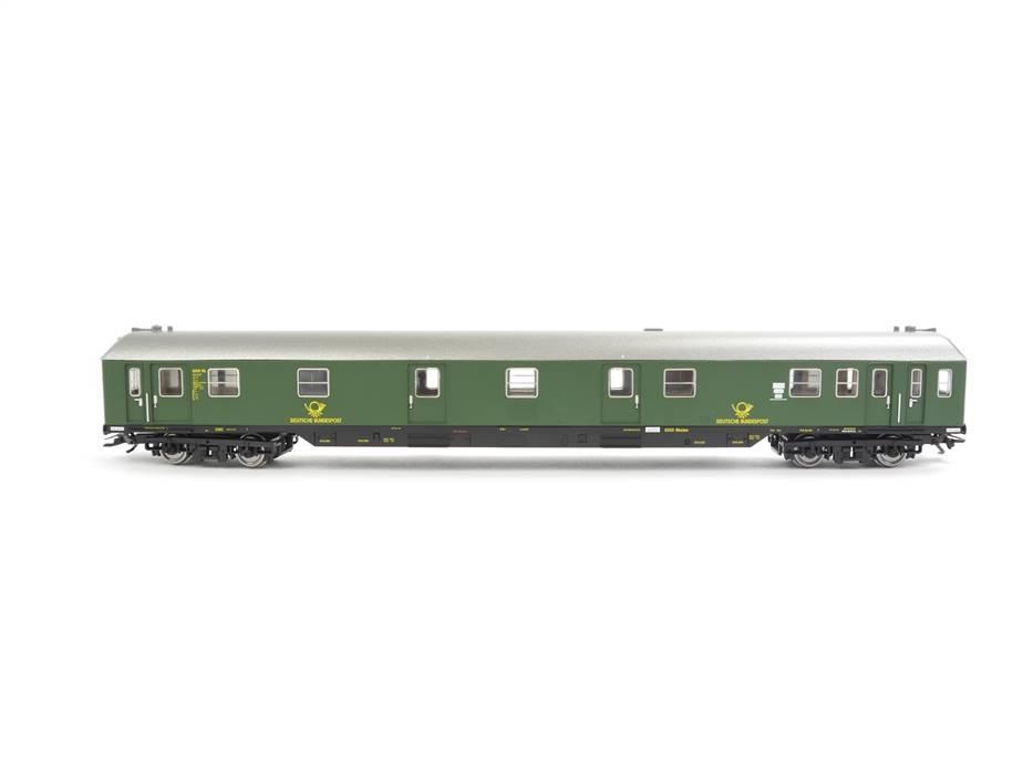 E332 Sachsenmodelle H0 74696 Personenwagen Steuerwagen 6000 DBP *unbespielt*