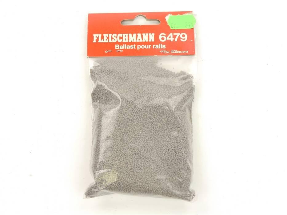 E169 Fleischmann 6479 Landschaftsbau Gleisschotter Schotter braun / 150g *NEU*