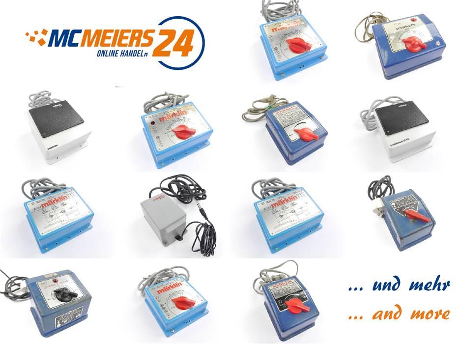 E265 Märklin Primex Trafo Transformator | Diverse Varianten | Geprüft *Note 3-4*