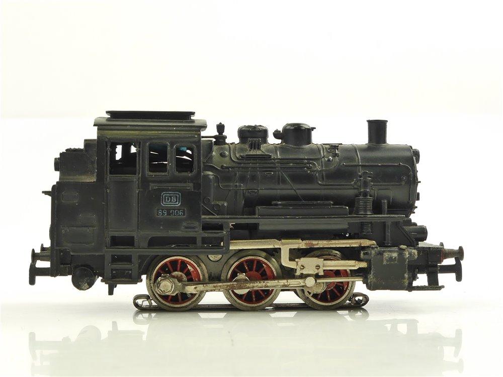 E254 Märklin H0 3000 Dampflok Tenderlok BR 89 006 DB