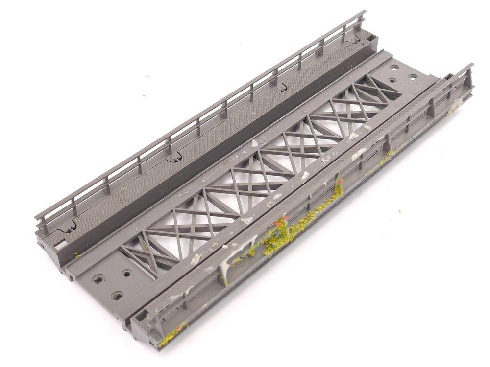 E269 Märklin H0 7268 Brücke Rampenstück gerade für K+M-Gleis / 180 mm *Note 4*