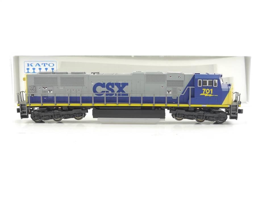 E295 Kato N 176-6307 US Diesellok SD-70 MAC 701 CSX