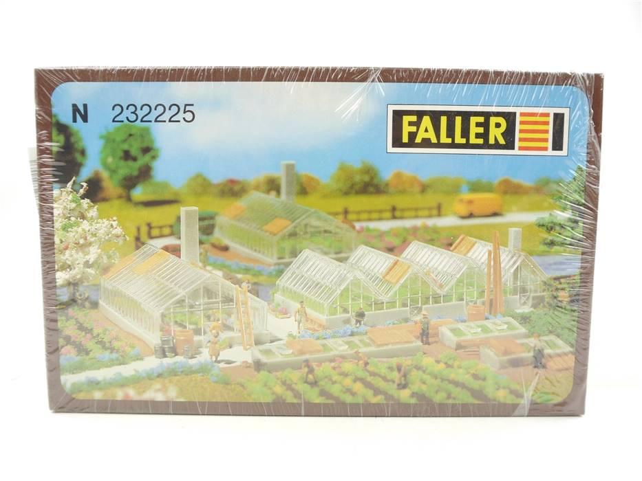 E280 Faller N 23225 Gebäude Bausatz Gärtnerei *NEU*