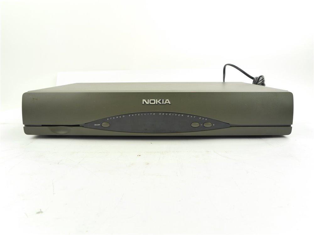 E254 NOKIA model 5945 Stereo Satelite Receiver SAT 800