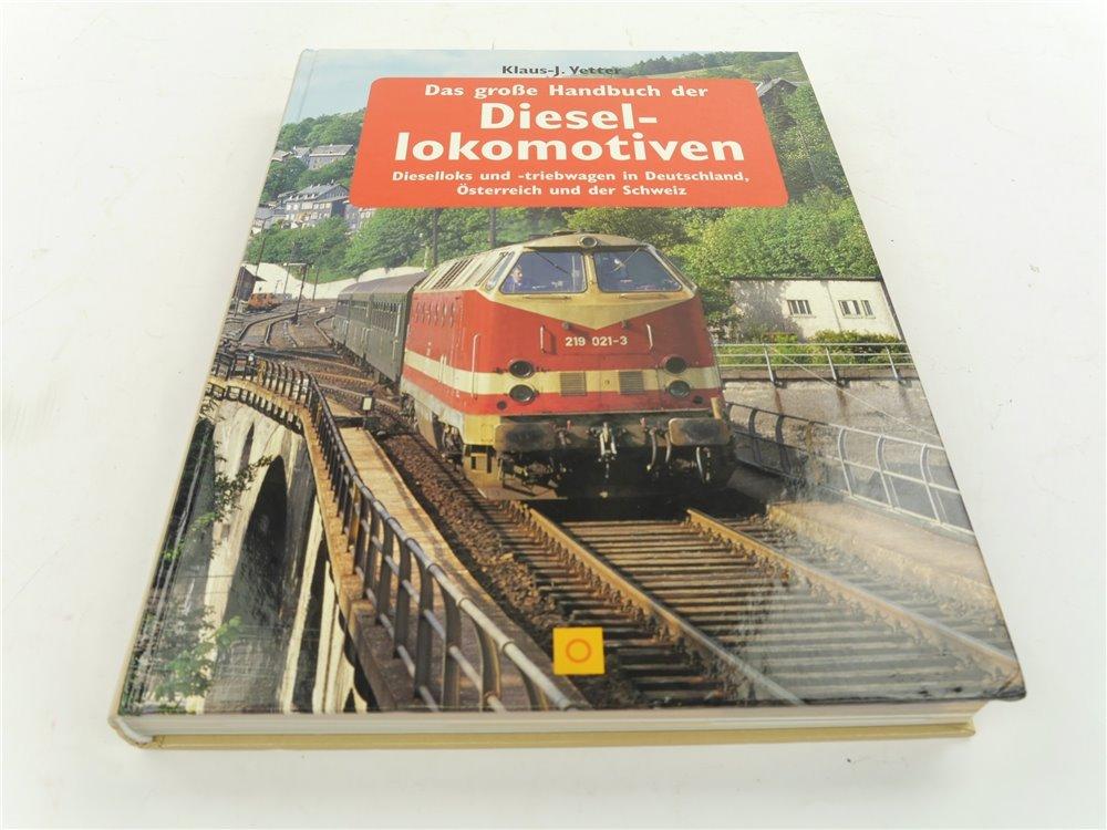 """E262 Klaus-J. Vetter - Buch - """"Diesellokomotiven - Dieselloks und Triebwagen"""