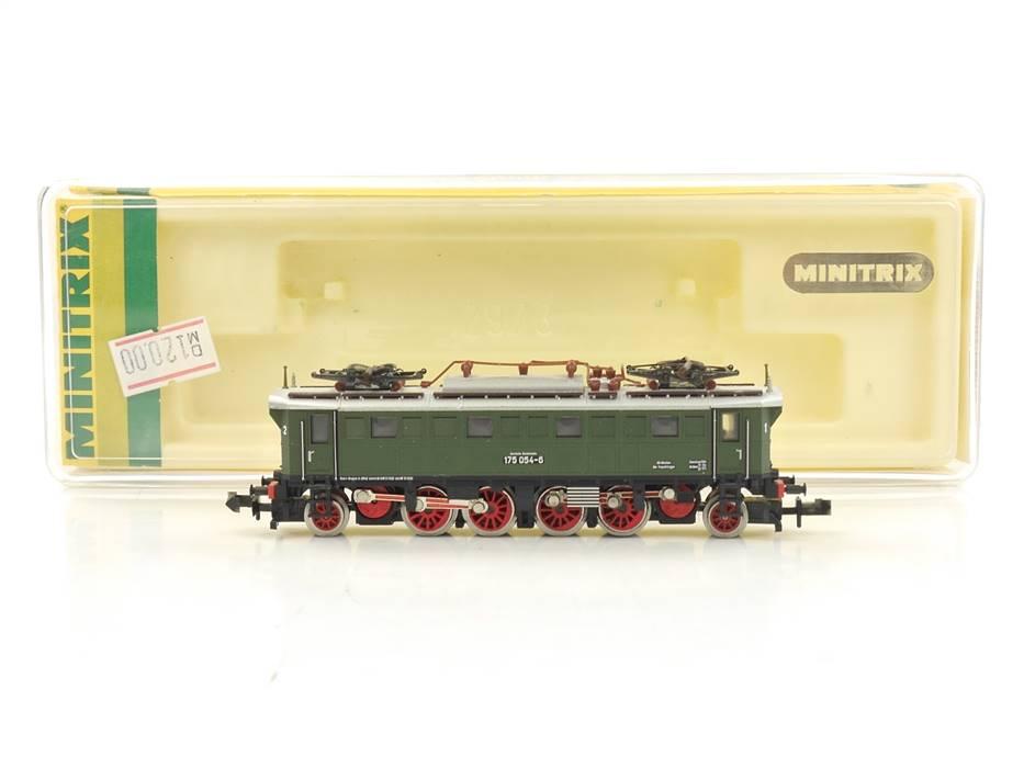 E307a Minitrix N 2974 Elektrolok E-Lok BR 175 054-6 DB