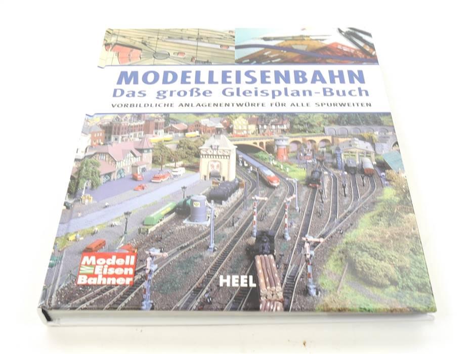 E161 HEEL - Buch - Modelleisenbahn / Das große Gleisplan-Buch / Alle Spuren