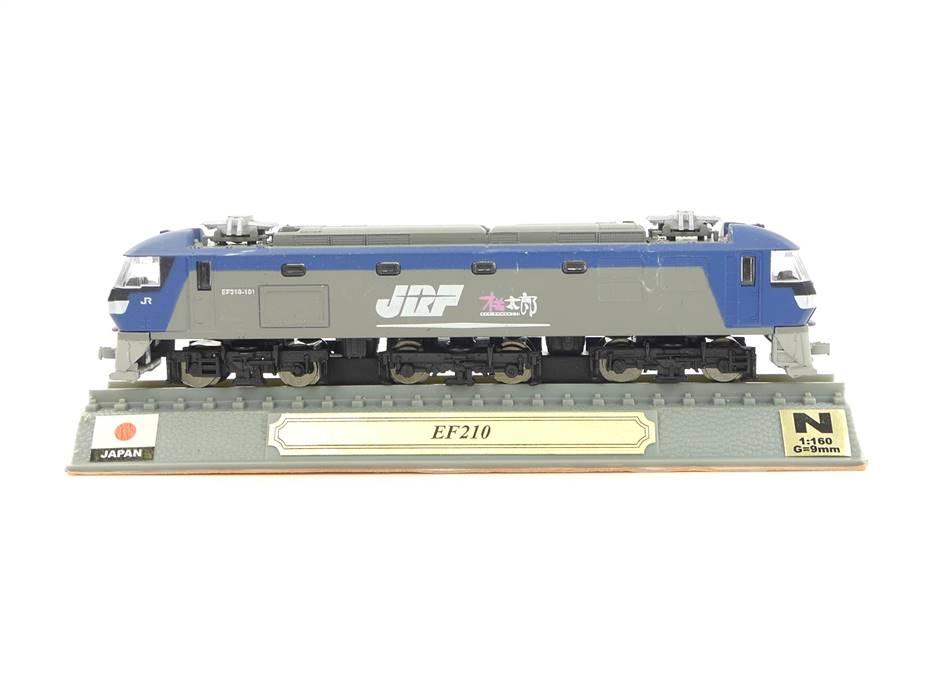 E296 Del Prado N Standmodell Elektrolok EF210 Japan