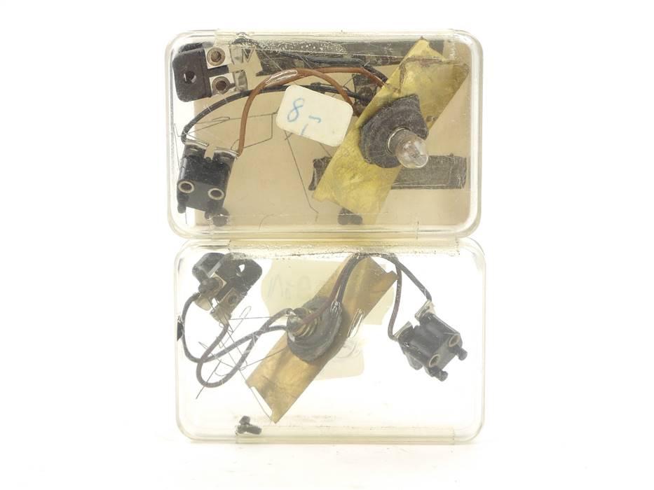 E169 Fleischmann H0 6451 2x Beleuchtung Innenbeleuchtung *ungeöffnet*