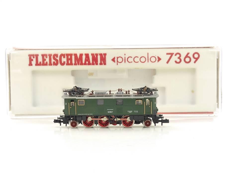 E307a Fleischmann N 7369 Elektrolok E-Lok BR 132 101-7 DB