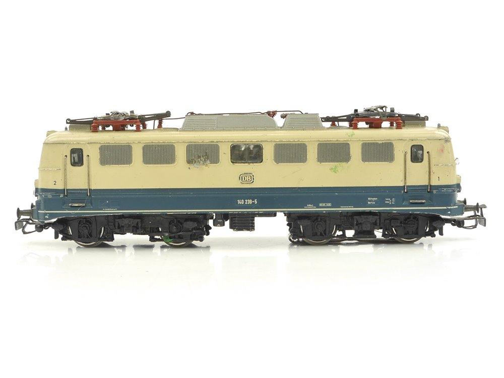 E269 Märklin H0 3156 Elektrolok E-Lok BR 140 239-5 DB / Guss