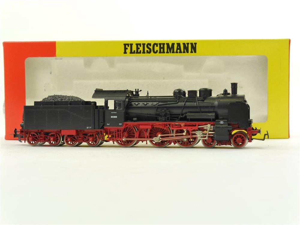 E256 Fleischmann H0 4160 Dampflok Schlepptenderlok BR 83 2609 DRG