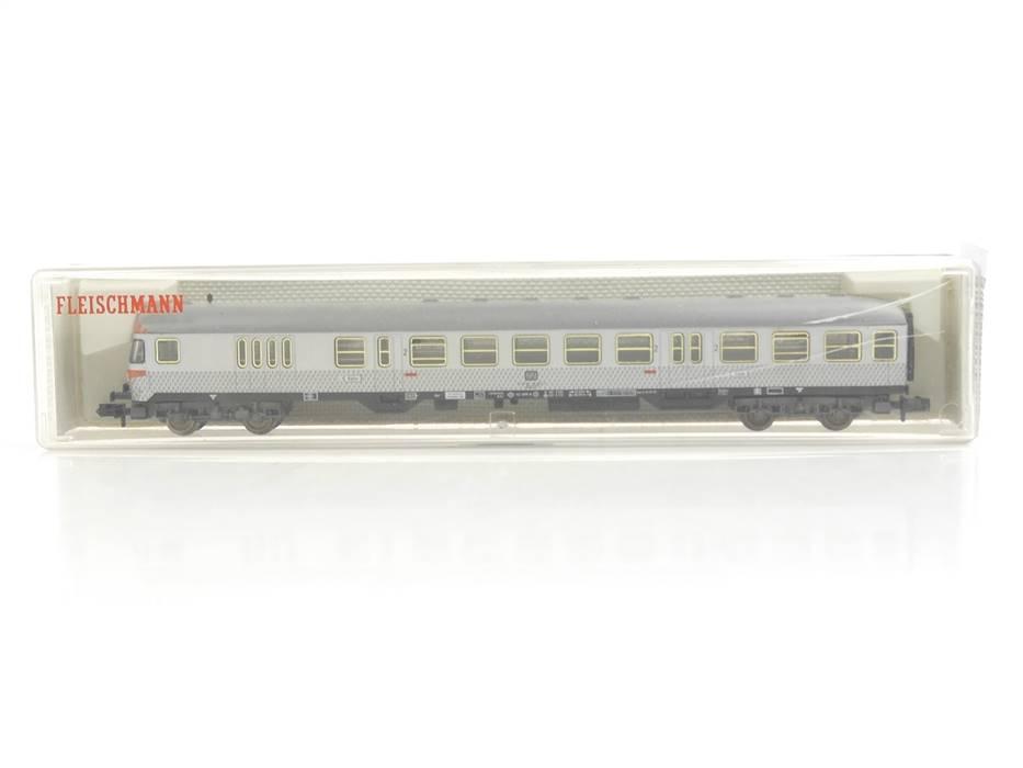 E339 Fleischmann N 8120 Personenwagen Steuerwagen 34 047-4 DB / Licht