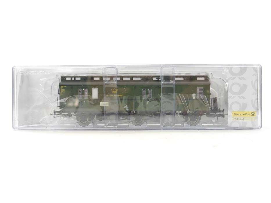 E332 Electrotren H0 006222 Personenwagen Bahnpostwagen DBP / NEM *NEU*