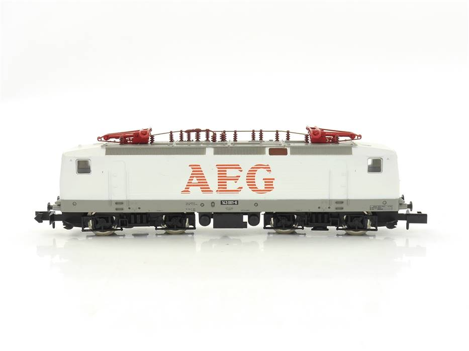 "E320 Arnold N 2306 Elektrolok E-Lok ""AEG"" BR 143 001-6 DB *TOP*"