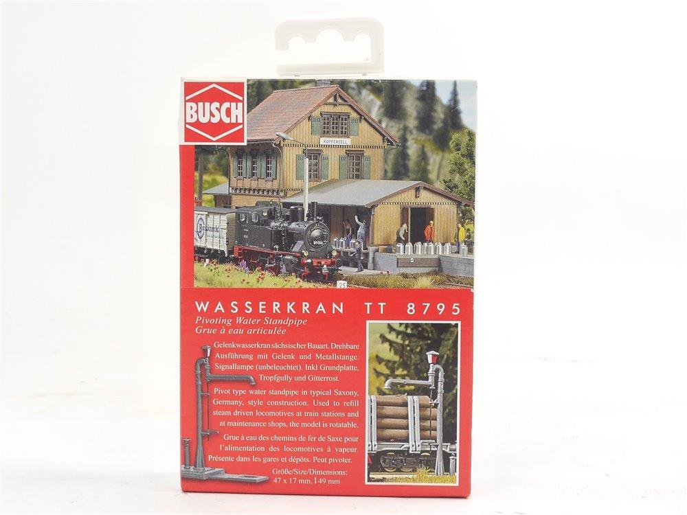 E145 Busch TT 8795 Ausschmückung Ausgestaltung Wasserkran *NEUWERTIG*