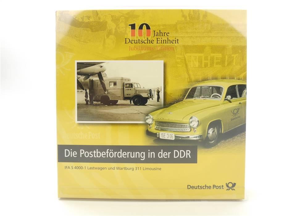 """E332 Brekina H0 Modellautoset 2-tlg. """"10 Jahre Deutsche Einheit"""" 1:87 *TOP*"""