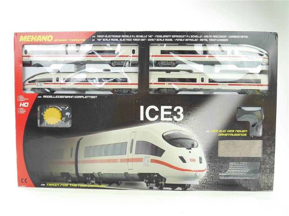 E297 Mehano H0 T742 Startset Triebzug ICE 3 DB *NEU / Ungeöffnet*