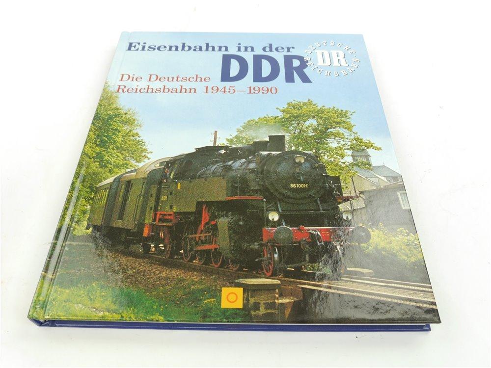 """E262 Buch """"Eisenbahnen in der DDR - Die Deutsche Reichsbahn 1945-1990"""