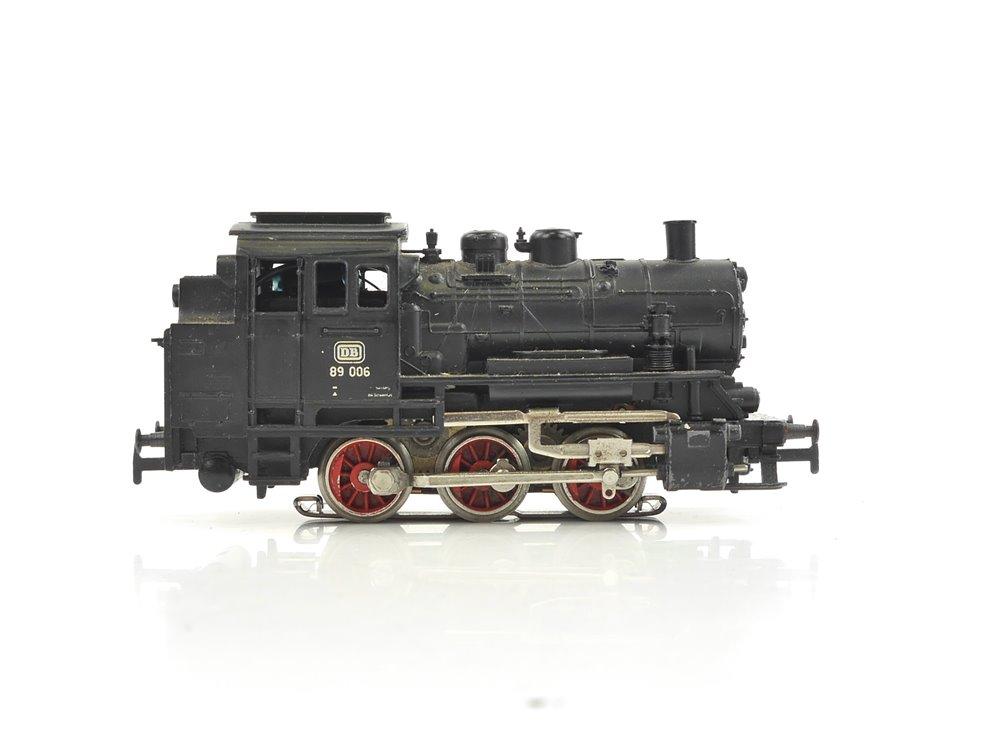 E285 Märklin H0 3000 Dampflok BR 89 006 / DB